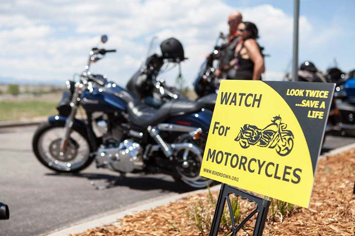 Look Twice Save A Life Ride 2017