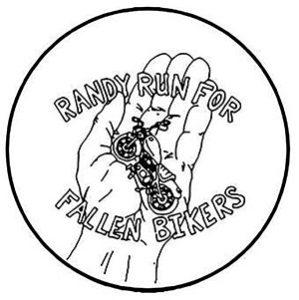 The Randy Run for Fallen Bikers logo